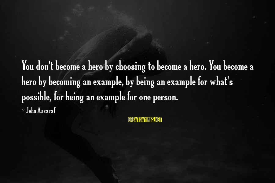 Become A Hero Quotes Top 100 Famous Sayings About Become A Hero