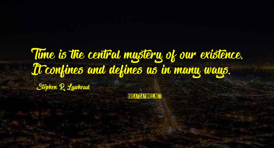 Eid Ul Fitr 2015 Greetings Sayings By Stephen R. Lawhead: Time is the central mystery of our existence. It confines and defines us in many