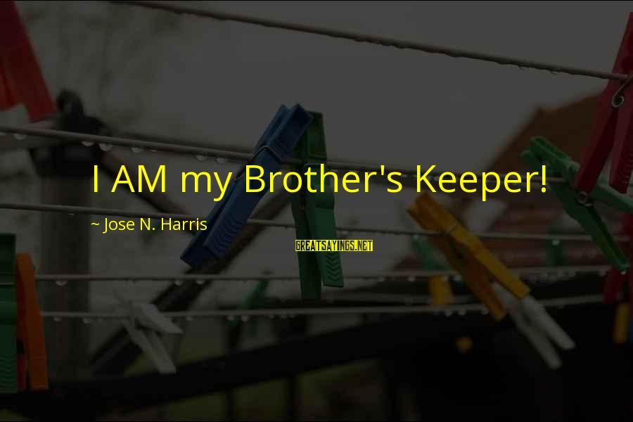 Evangelion 3.0 Kaworu Sayings By Jose N. Harris: I AM my Brother's Keeper!