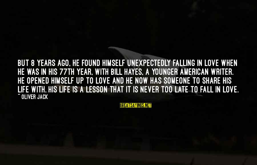 Someone falling quotes about unexpectedly for 100 Cute