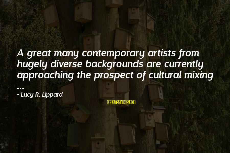 Parda In Islam Sayings By Lucy R. Lippard: A great many contemporary artists from hugely diverse backgrounds are currently approaching the prospect of