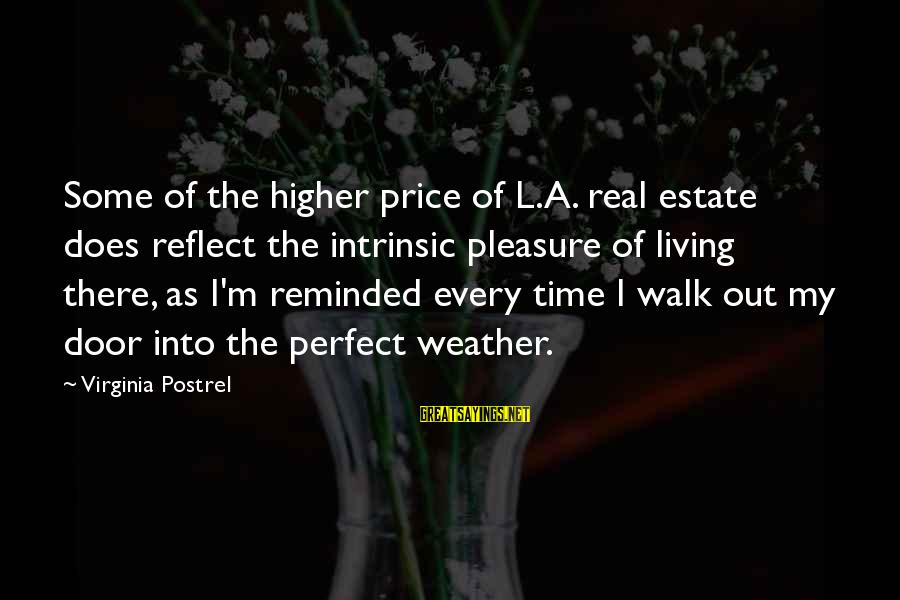 Peanuts Comic Sayings By Virginia Postrel: Some of the higher price of L.A. real estate does reflect the intrinsic pleasure of