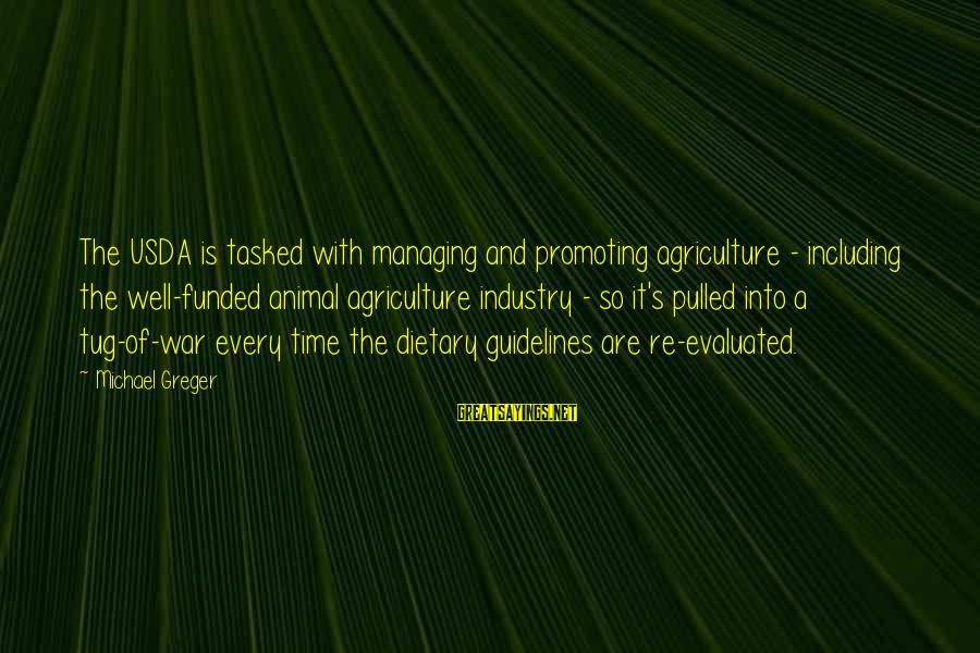Telugu Font Sayings By Michael Greger: The USDA is tasked with managing and promoting agriculture - including the well-funded animal agriculture