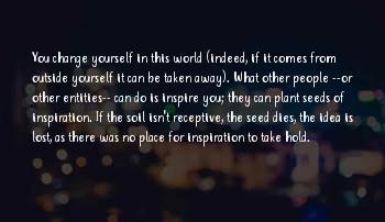 Ann Pregosin Sayings