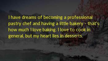 Bakery Chef Sayings
