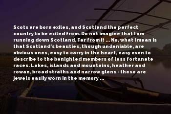 Broad Scots Sayings
