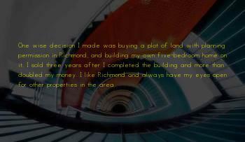Buying Land Sayings