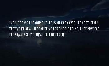 Copy Cat Sayings