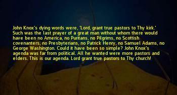 Covenanters Sayings