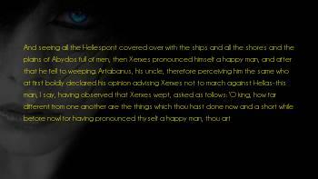 Hellespont Sayings