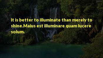 Lucere Sayings
