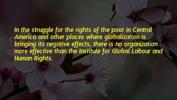 Negative Effects Of Globalization Sayings