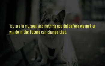 Nothing Can Change Sayings