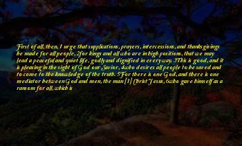 Pleasing God Not Man Sayings
