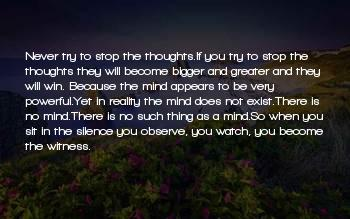 Powerful Thoughts Sayings