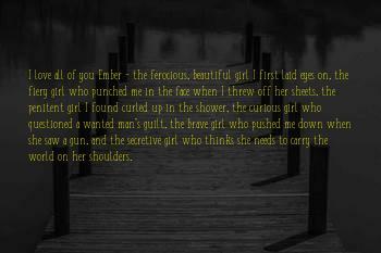 Secretive Girl Sayings