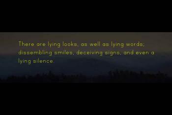 Smiles Are Deceiving Sayings