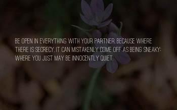 Sneaky Relationship Sayings