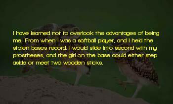 Softball Player Sayings