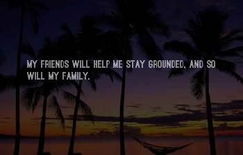 Stay Grounded Sayings