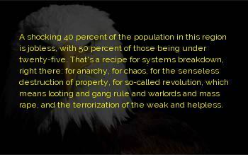 Terrorization Sayings