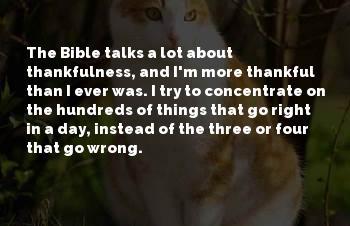 Thankfulness In The Bible Sayings