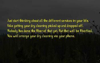 Uberfied Sayings
