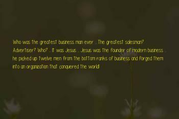 World's Greatest Salesman Sayings