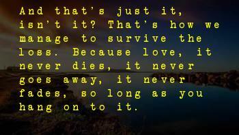 Xanga Break Up Love Sayings